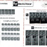 Systems ELECTRO VOICE