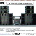 System NEXO SI1000