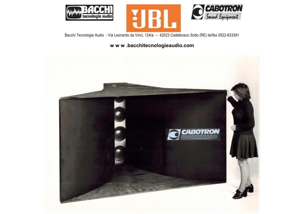 Cabotron TB 415